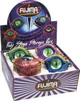 Fujima Dragon Eye Stash Box - 3.5"