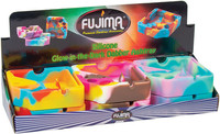 Fujima Glow Silicone Dab Ashtray - 4.25"