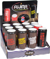 Fujima LED Can Ashtray - 5"