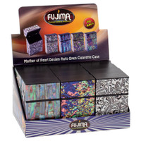 Fujima Mother of Pearl Finish Cig Case | Wholesale Distributor