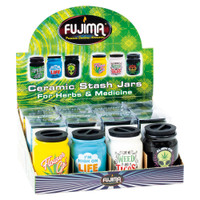 Fujima Stash It! Ceramic Storage Jars | Wholesale Distributor