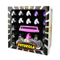 Futurola Conical Rolling Machine - Kingsize | 20pc