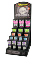 Futurola Pre-Rolled Cones - Assorted | 42pc Display