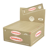 Futurola Rolling Paper - Kingsize Slim | Dutch Brown