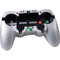 Game Controller Shape Polyresin Ashtray | Wholesale Distributor