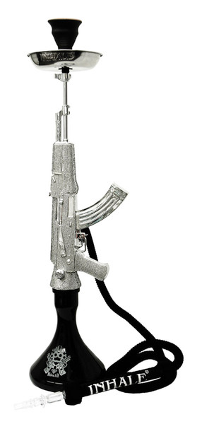 Gangsta Hookah Diamond Shooter - 34"