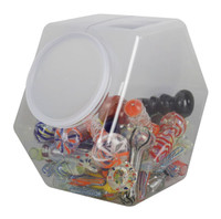 Glass Pipes - 4"