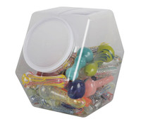 Glass Pipes - 4.5"