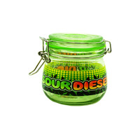 Glass Storage Jar | Sour Diesel | Wholesale Distributor
