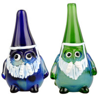 Gnome Hand Pipe - 4"