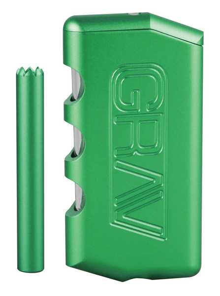 "Grav Labs Dugout - 3.75"" / Metal / Green"