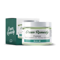 Green Remedy CBD Full Spectrum Oil Balm - 2oz | 200mg