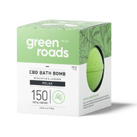 Green Roads CBD Bath Bomb | Relax | Wholesale Distributor
