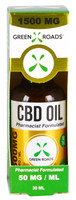 Green Roads CBD Oil Tincture | 1500mg | Wholesale Distributor