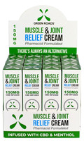 Green Roads Muscle & Joint CBD Cream - 1oz | 150mg | 16pc