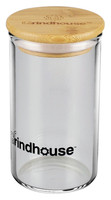 Grindhouse Pop Top Storage Jar - 6x3.25 - AFG Distribution