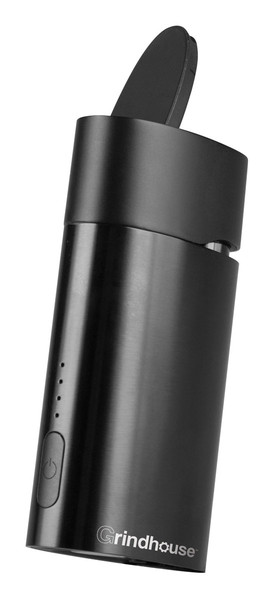 Grindhouse Vault Dry Herb Vaporizer - 3.6 Inches / 1600mAh - AFG Dist