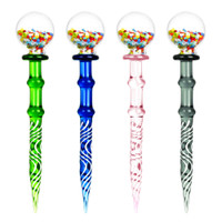 Gumball Glass Dab Tool - 5""