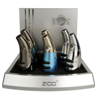 Zico Butane Torch Lighter - Assorted | 4.5"