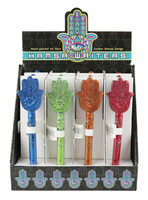 Hamsa Writers - Hand-painted Ink Pens - 12pc Display