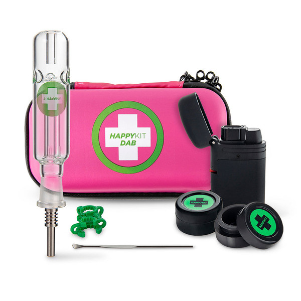 Happy Dab Kit | Discreet Dabbing | Master Distributor