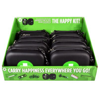 Happy Kit Deluxe Display | Black and Green | Wholesale Distributor