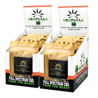 Hempzilla CBD Flower | 1.0g | Lifter | Wholesale Distributor