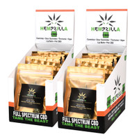 Hempzilla CBD Flower | 1.0g | Suver Haze | Wholesale Distributor