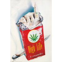 High Life Joint Pack Poster | Master Distributor