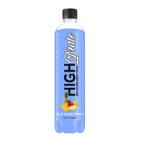 HighDrate CBD Energy Water | Blue Island Punch | Distributor