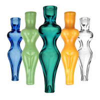 Hourglass Nude Woman Glass Taster Bat | Wholesale Distributor