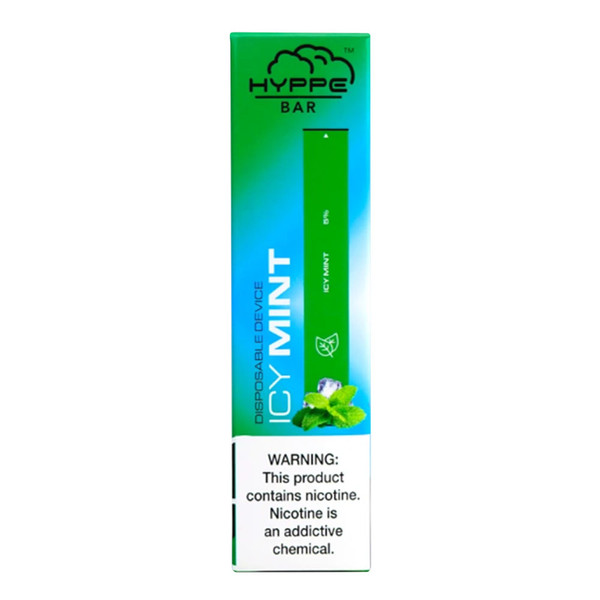 Hyppe Bar Disposable Nicotine Stick | Mint Flavor