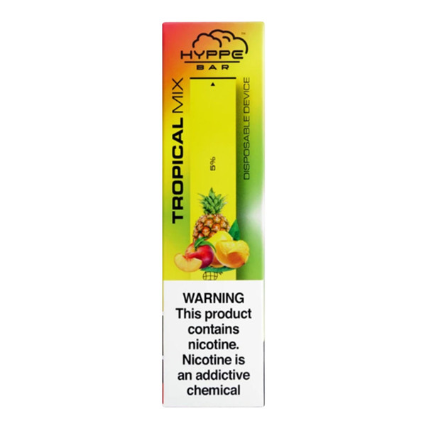 Hyppe Bar Disposable Nicotine Stick | Tropical Flavor