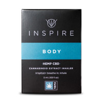 Inspire CBD Inhaler | 1000mg | Packaging | Master Distributor