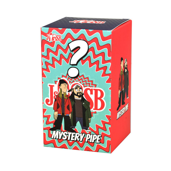 Jay And Silent Bob Mystery | Spoon Pipes | Wholesale