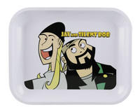 "Jay & Silent Bob Rolling Tray - 7"" x 5.5"" / Small"