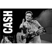 Johnny Cash San Quentin Poster | Wholesale Distributor