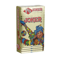 Joker Rolling Papers Gold - 1 1/2"