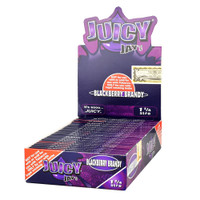 Juicy Jay's Rolling Papers | Blackberry Brandy | Master Distributor