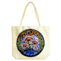 Mike Dubois Mushrooms | Tote Bag | Master Distributor