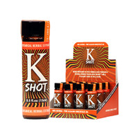 K-Shot Kratom Liquid Extract Shot | Wholesale Distributor