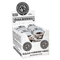 Kana Brownzzz - Relaxation CBD Brownie - 12pc Display