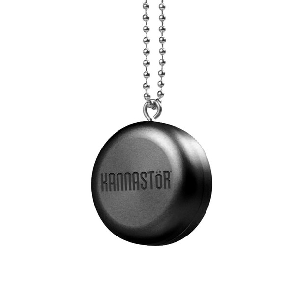 Kannastor GR8TR V2 Pendant Storage Puck | Black | Wholesale