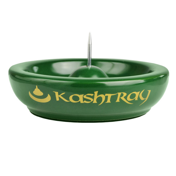Kashtray Original Cleaning Spike Ashtray | Green