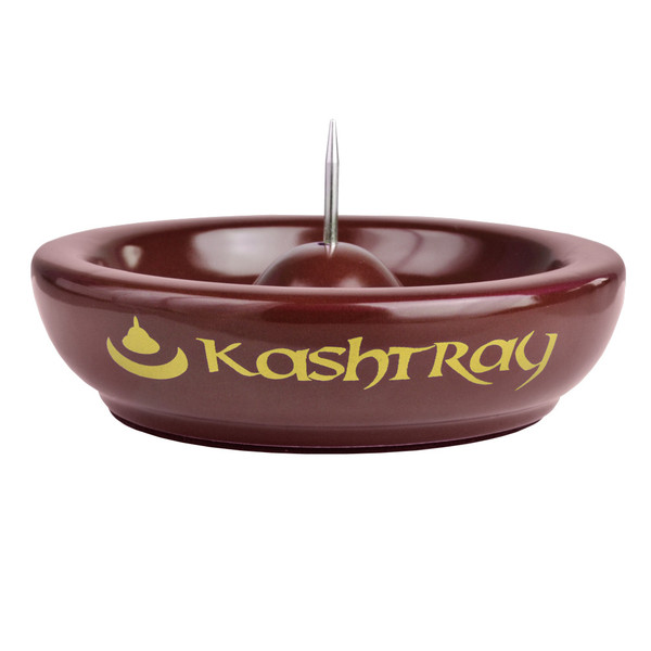 Kashtray Original Cleaning Spike Ashtray | Red