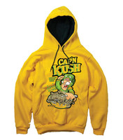 Kill Your Culture - Cap 'N' Kush Hoodie - Medium