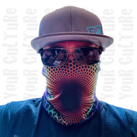 Kill Your Culture Neck/Face Gaiter | Trippy Design | Wholesale