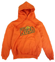 Kill Your Culture - Orange Kush Hoodie - Medium