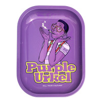 Kill Your Culture Rolling Tray | Purple Urkel | Wholesale