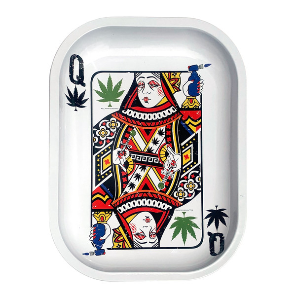 Kill Your Culture Rolling Tray | Queen of Concentrates | Wholesale